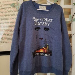 Out of Print The Great Gatsby Sweatshirt
